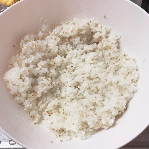 酢飯を作る