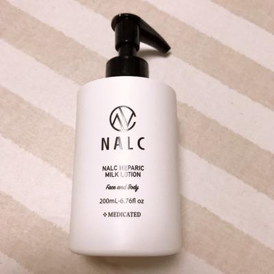 NALCのボトルの写真