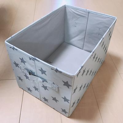 ニトリのカラボサイズボックス③