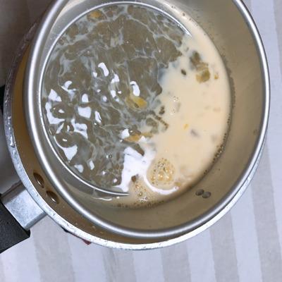 オーブンを使った簡単焼きプリン④