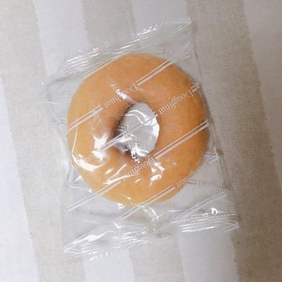 ふんわりドーナツは個包装されているからたべきれなくても安心