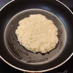 卵かけご飯焼きの作り方②