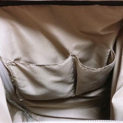 アネロのリュックの内ポケット