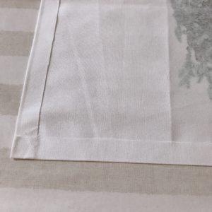 タペストリーの布端の処理方法