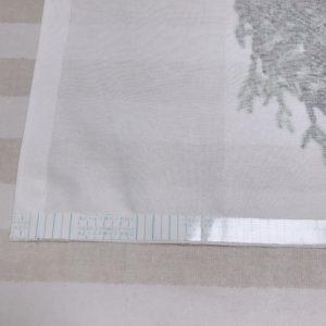 タペストリーの布の端を簡単に処理する方法